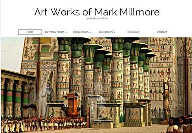 Art Works of Mark Millmore