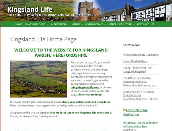 Kingsland Life