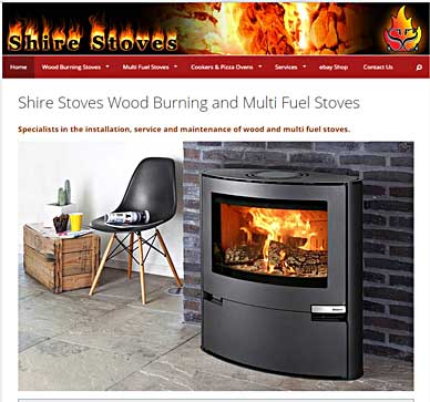 Shire Stoves