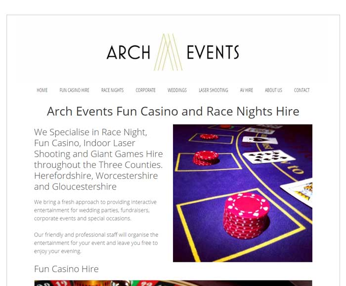 Arch Events